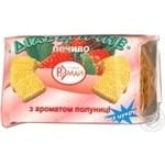 Печиво на фруктозі з полуницею Камінний брод 195г