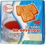 Печиво на фруктозі Класичне Розмай 185г