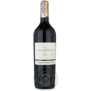 Вино Ретуерта красное сухое 14% 2005год 750мл стеклянная бутылка Рибера дель дуэро Испания