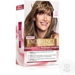 Крем-краска для волос L'Oreal Excellence Creme 7.1 русый пепельный - купить, цены на Novus - фото 1