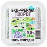 Творог Еко-Ферма Диво з родзинками 9% 300г