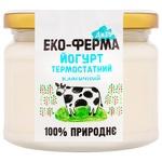 Йогурт Еко-Ферма Диво класичний термостатний 2,5% 270г