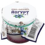 Йогурт Эко-Ферма Диво черника термостатный 2,5% 270г - купить, цены на СитиМаркет - фото 2