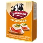 Продукт сирний Тульчинка Російський плавлений 45% 90г