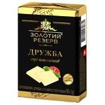 Сыр плавленый Золотой Резерв Дружба 55% 90г