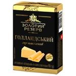 Сыр плавленый Золотой Резерв Голландский 45% 90г