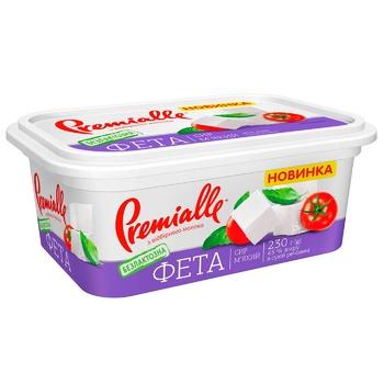 Сыр Pemialle Фета безлактозний 45% 230г