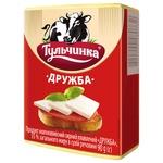 Продукт сырный Тульчинка Дружба плавленый 55% 90г