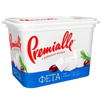 Premialle Feta Cheese 45% 500g