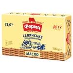 Ferma Peasant Sweet Cream Butter 73% 100g