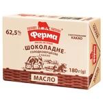 Масло Ферма Шоколадное сладкосливочное 62,5% 180г