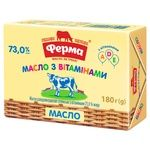 Ferma Butter for Children with Vitamins 73% 180g