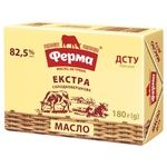 Масло Ферма Екстра 82,5% 180г