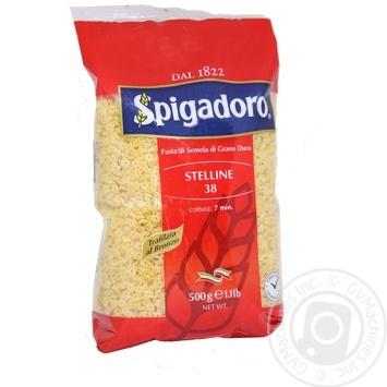Макаронні вироби Spigadoro Stelline 38 500г - купити, ціни на Novus - фото 1