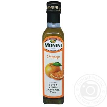 Monini Orange flavoured extra virgin olive oil 250ml - buy, prices for Novus - image 1