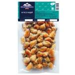 Skandinavika 300/500 Boiled-Frozen Mussel Meat 200g