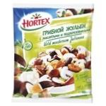Грибний жульєн Hortex з маслюками та підберезниками 400г