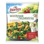 Смесь овощная Horteх со шпинатом для жарки быстрозамороженная 450г