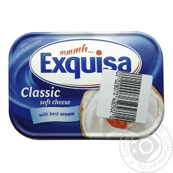 Cheese Exquisa creamy classic Fidm 70% 200g - buy, prices for Furshet - image 1