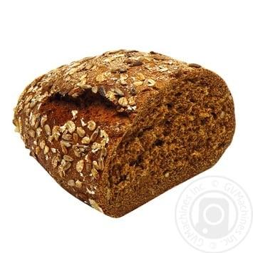 Хлеб пшенично-ржаной зерновой