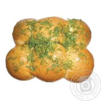 Pampushka with garlic 200g - buy, prices for Furshet - image 1