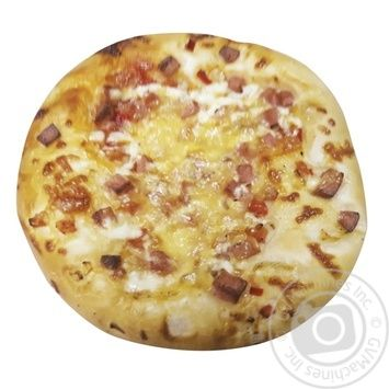 Pizza with Sausage 120g
