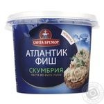Pasta Santa bremor fish whith fish flavor chilled for sandwich 140g