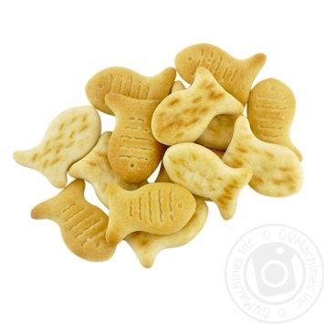 Biscuit Chocolate Funny Fishes Cracker - buy, prices for Furshet - image 1