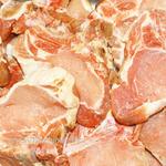 Корейка свиняча охолоджена з кісткою