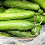 Овочі огірки свіжа Туреччина