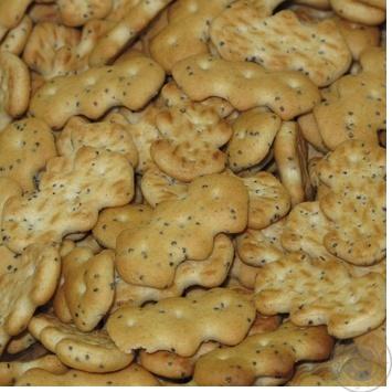 Cracker Roshen Hrustik Ukraine