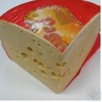 Сыр радамер Росы из коровьего молока твердый 45% Украина