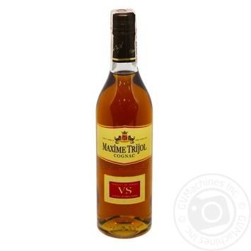 Коньяк Maxime Trijol Cognac VS  40% 0,5л