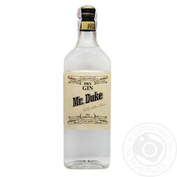Gin Mr.Duke 40% 0.5l - buy, prices for Furshet - image 1