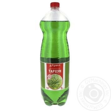 Напиток б/а Тархун Фуршет 2л - купить, цены на Фуршет - фото 1
