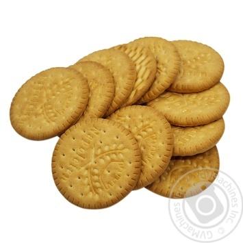 Печенье Фуршет Napoletan сахарное весовое - купить, цены на Фуршет - фото 1