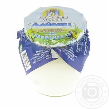 Natsionalnyy Standart Mayonnaise Provence 67% 500g - buy, prices for Furshet - image 1