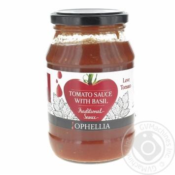 Соус Ophellia томатный с базиликом 420г