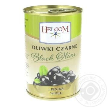 Helcom Olives with Bone 300ml - buy, prices for Furshet - image 1