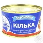 Килька Аквамарин в томатном соусе 230г