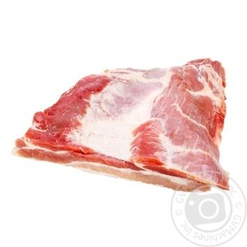 Грудинка из свинины охлажденная - купить, цены на Фуршет - фото 1
