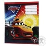 Тетрадь 18 листов линия Cars Мицар Ц630004У - купить, цены на Фуршет - фото 1