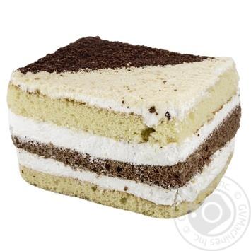 Торт Фуршет Перекладенец Сметанник - купить, цены на Фуршет - фото 1