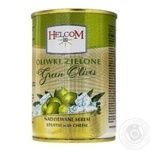Green olives stuffed with cheese Helcom 300 ml