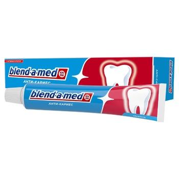 Blend-a-med Anti-Karies Fresh Original Toothpaste 50ml - buy, prices for CityMarket - photo 1