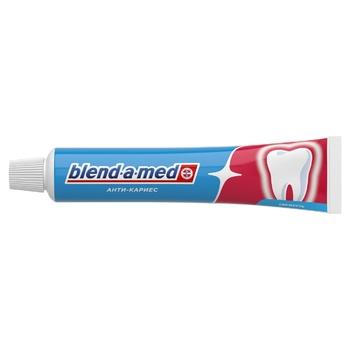 Blend-a-med Anti-Karies Fresh Original Toothpaste 50ml - buy, prices for CityMarket - photo 2