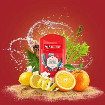 Old Spice Deep Sea Solid Deodorant 50ml - buy, prices for Auchan - photo 2