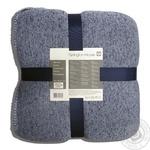 Tarrington House Blanket melange fleece 150X200cm