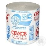 Obuhiv Toilet Paper 65m - buy, prices for Novus - image 1