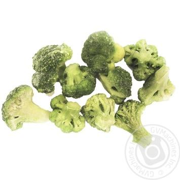 Капуста брокколи свежемороженая - купить, цены на МегаМаркет - фото 1